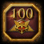 Level 100 in Talisman: The Horus Heresy