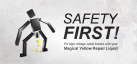 Safety First! achievements