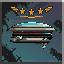 Four Star Ship in Halcyon 6: Starbase Commander