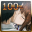100% CG Achievement in STEINSGATE