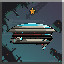 One Star Ship in Halcyon 6: Starbase Commander