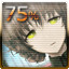 75% CG Achievement in STEINSGATE