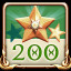 200 stars in Atlantis: Pearls of the Deep