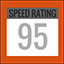 Racing at 95% in NASCAR Heat Evolution