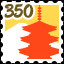 Red pagoda 350 Complete in Beautiful Japanese Scenery - Animated Jigsaws