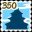 Matsumoto Castle 350 Complete in Beautiful Japanese Scenery - Animated Jigsaws