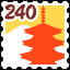 Red pagoda 240 Complete in Beautiful Japanese Scenery - Animated Jigsaws