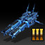 Elite Warship in Galaxy Reavers
