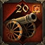 Turn the cannons! in Cossacks 3