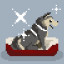 New Dog on the Block in Dog Sled Saga