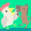Takin' On the World! in Ultimate Chicken Horse