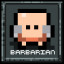 Barbarian in Heroes of Loot 2