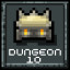 Dungeon crawler in Heroes of Loot 2