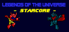 Legends of the Universe: StarCore achievements
