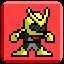 Gold Armor in Legends of the Universe: StarCore