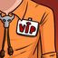 VIP member in Detective Hayseed - Hollywood