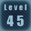 Level 45 completed!