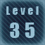 Level 35 completed!