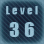 Level 36 completed!