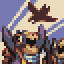 Flight of the Boguin in Owlboy