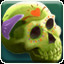 Golden Skull Collector in Forgotten Tales: Day of the Dead