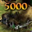 Rubble Piles Everywhere in Age of Empires II HD