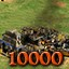 Ten Thousand Ruins in Age of Empires II HD