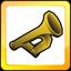 Trumpet Trunk Trumpeter in LEGO Worlds