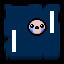 PONG in The Binding of Isaac: Rebirth