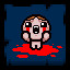 Laz Bleeds More! in The Binding of Isaac: Rebirth