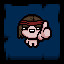 Samson Feels Healthy! in The Binding of Isaac: Rebirth