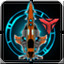 Jericho Pilot class 3 in Star Conflict