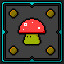 Mushroom in Just Hero