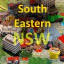 Complete Towns in South Eastern Region (NSW) in LOGistICAL