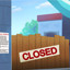 Resort Closed in Beauty Bounce