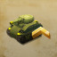 Tank Commander I in Battle Islands