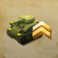Tank Commander II in Battle Islands