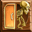 Get your own skeleton in the cupboard in Craft The World