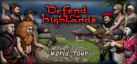 Defend the Highlands: World Tour achievements