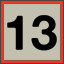 My Lucky Number in Friday the 13th: The Game