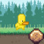 Duck High Score - 15 in ANIMALITY