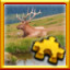 Elk Complete! in Pixel Puzzles Ultimate