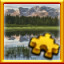 Rocky Mountains Complete! in Pixel Puzzles Ultimate