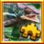 Chameleon Complete! in Pixel Puzzles Ultimate