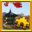 Gyeongbok Complete! in Pixel Puzzles Ultimate