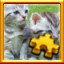 Kittens Complete! in Pixel Puzzles Ultimate