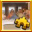 Last Supper Complete! in Pixel Puzzles Ultimate
