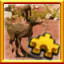 Scutellosaurus Complete! in Pixel Puzzles Ultimate