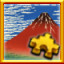 Mount Fuji Complete! in Pixel Puzzles Ultimate