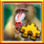 Mandrill Complete! in Pixel Puzzles Ultimate